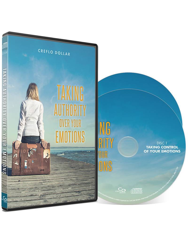 Taking Authority Over Your Emotions 2 CD Series