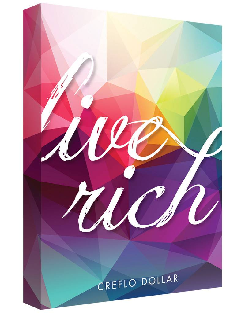 Live Rich Vol 1 - 3 CD Series