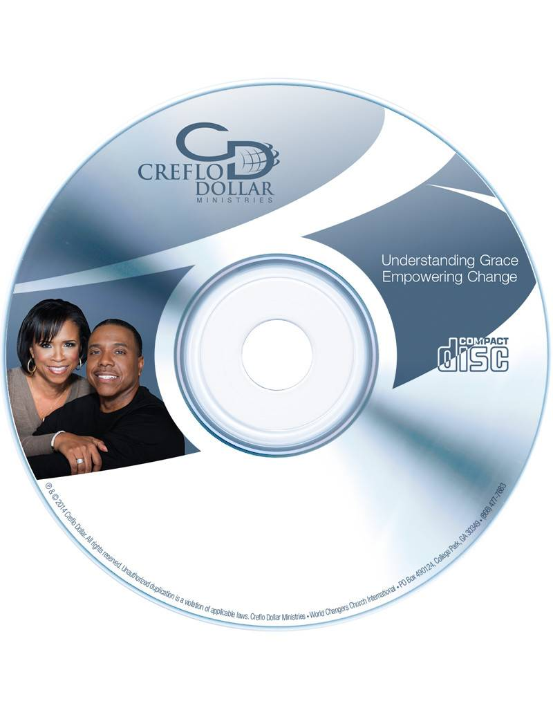 Releasing What's Yours CD Upsell