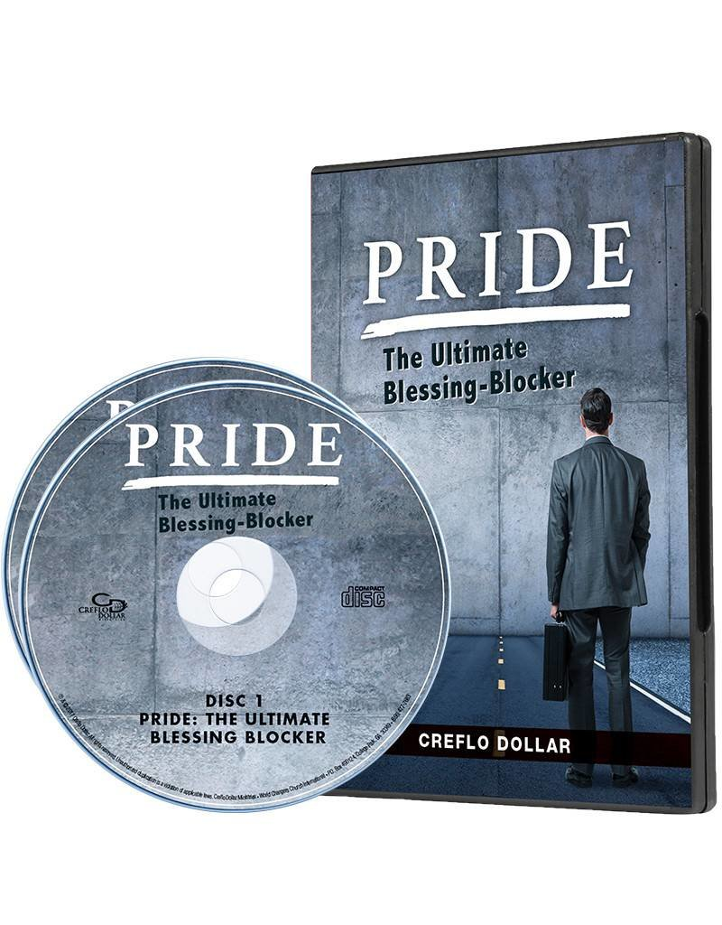 Pride: The Ultimate Blessing Blocker: 2-CD Series