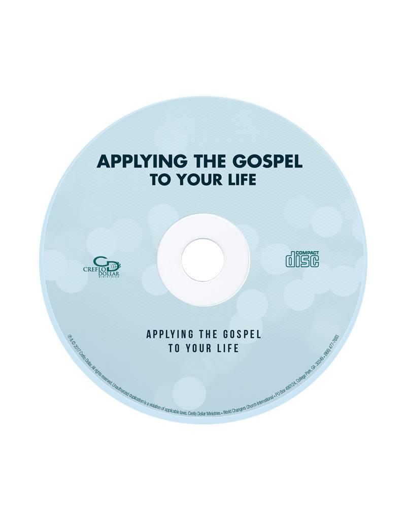 Applying the Gospel to Your Life: Single CD