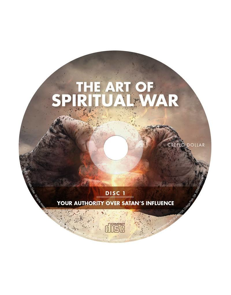 Your Authority Over Satan's Influence - Single DVD
