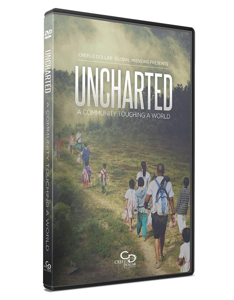 UNCHARTED: A Community Touching A World (DVD)