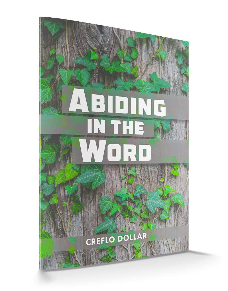Abiding in the Word: Mini-Book