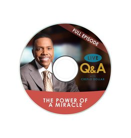 The Power of a Miracle: Single DVD (Your World Broadcast Episode)