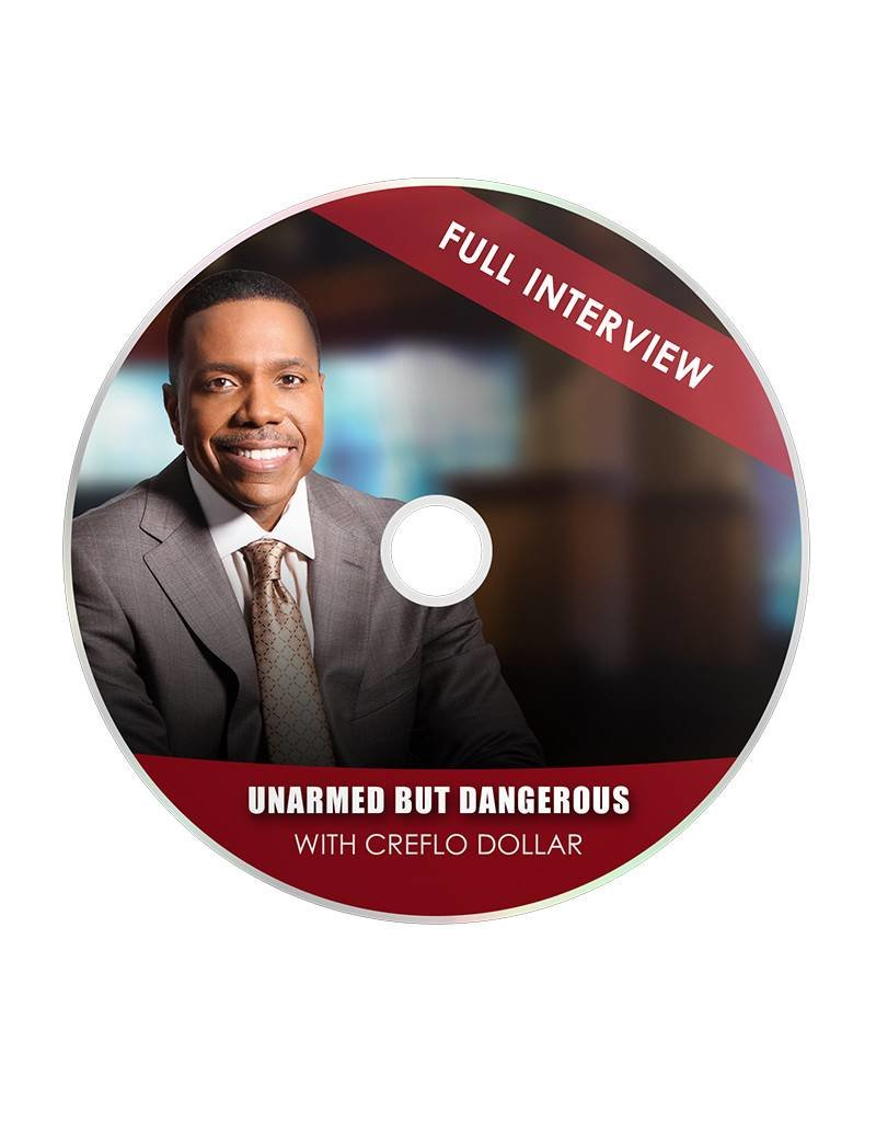Unarmed But Dangerous: Single Dvd (your World Broadcast)