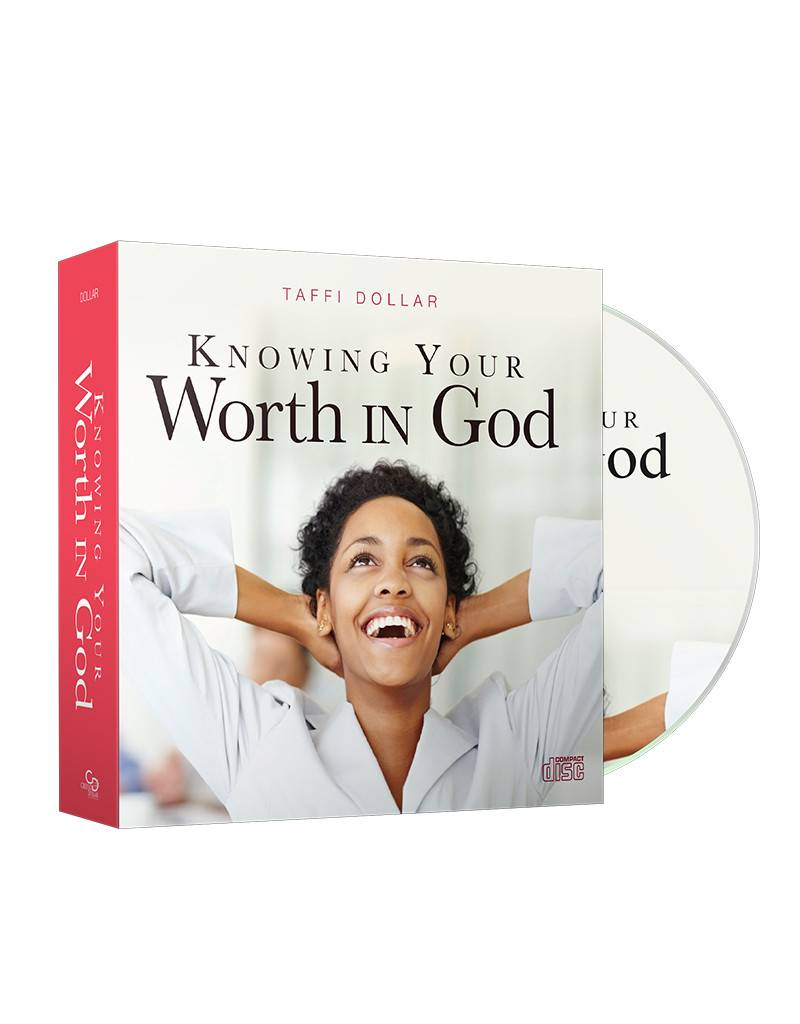 Taffi Dollar Entities Knowing Your Worth in God - 2 CD Series