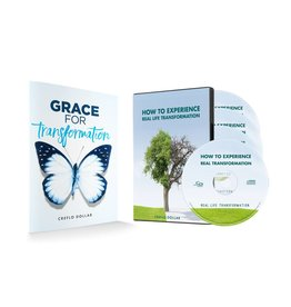 Real Life Transformation: CD Series & Minibook: April 2017 Partner Letter Offer