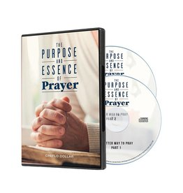 The Purpose and Essence of Prayer: 2-CD Series