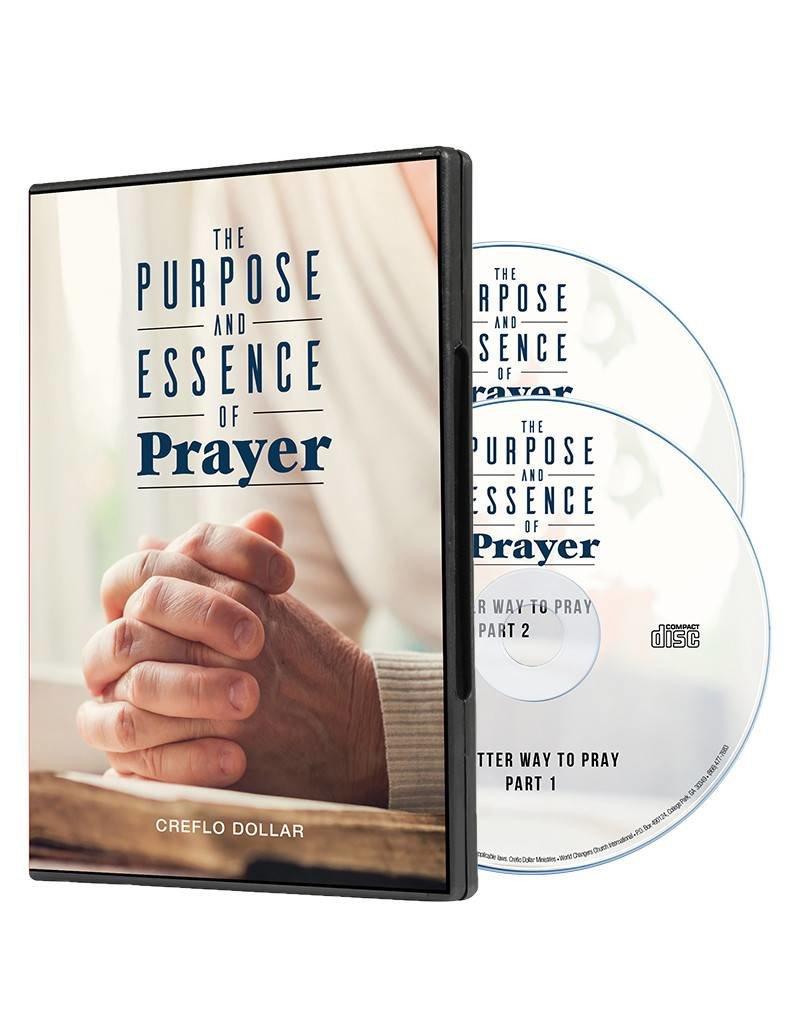 The Purpose and Essence of Prayer: 2-CD Series