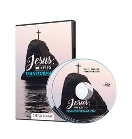 Jesus: The Key to Transformation: 2 CD Series