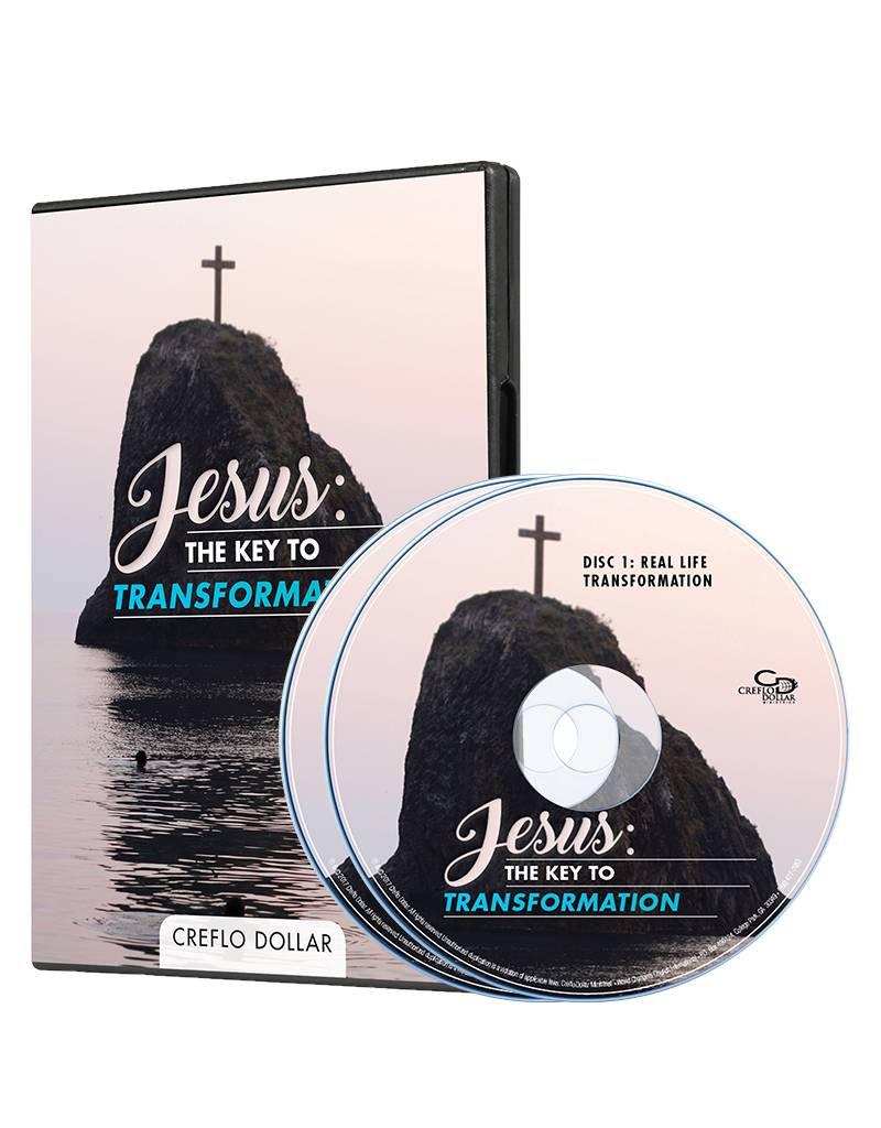 Jesus: The Key to Transformation: 2 CD Series