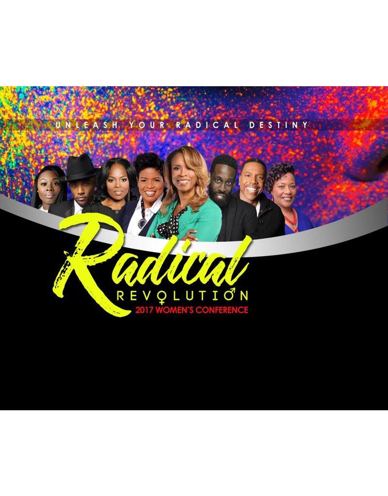 2017 Radical Revolution Conference CD Series