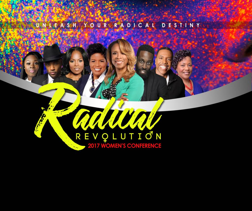 2017 Radical Revolution Conference DVD Series