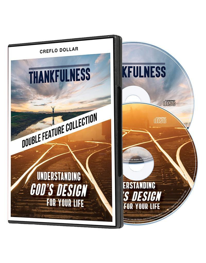 Thankfulness: Understanding God's Design for Your Life: 2-CD Series