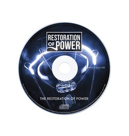 Restoration of Power: Single DVD