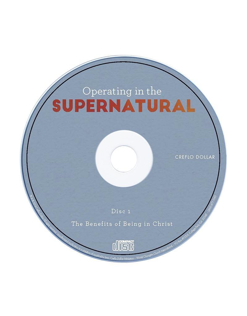 The Benefits of Being in Christ: Single DVD