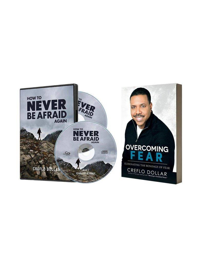 Never Be Afraid Again: CD Series & Book - May 2017 Partner Letter Offer