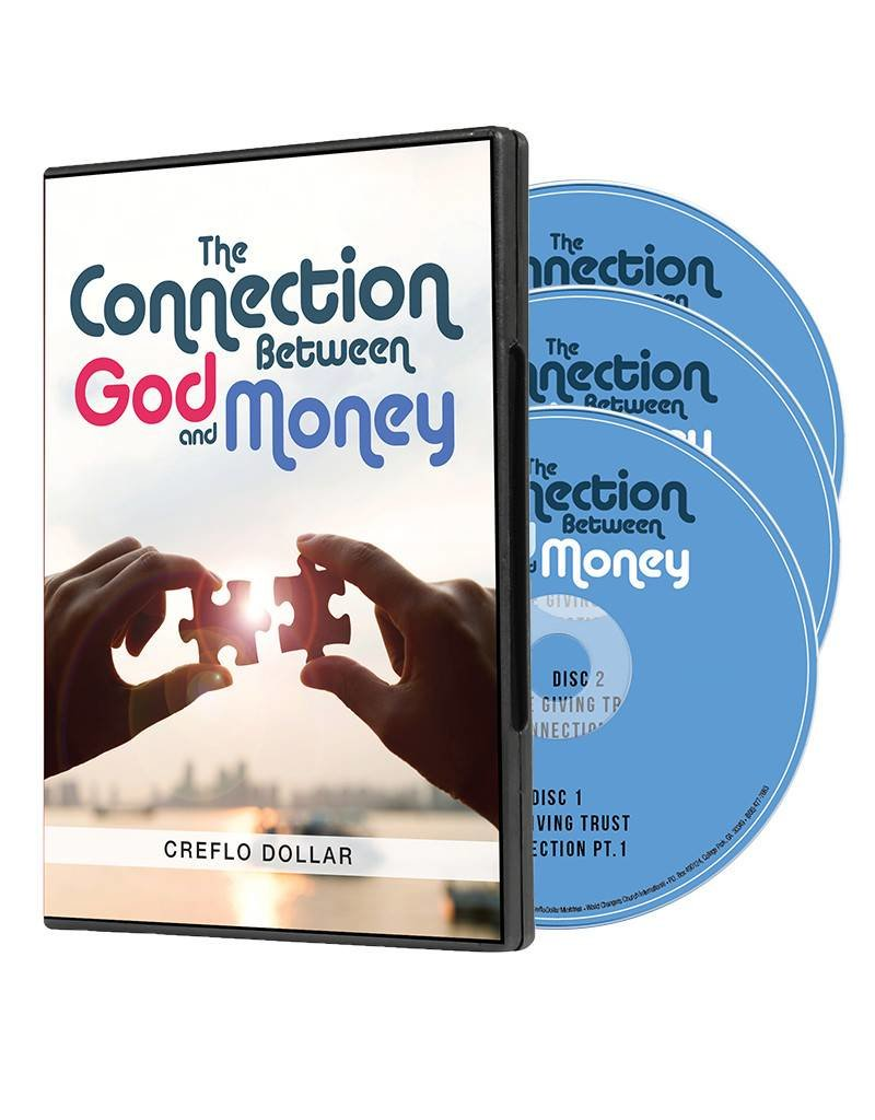 The Connection Between God and Money: 3-CD Series