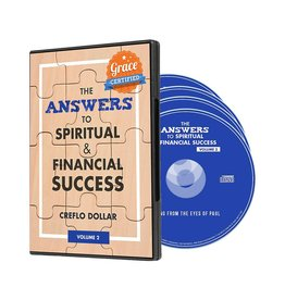 Answers to Spiritual and Financial Success - Volume 2: 4-CD Series