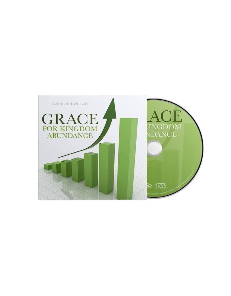 Grace for Kingdom Abundance: Single CD