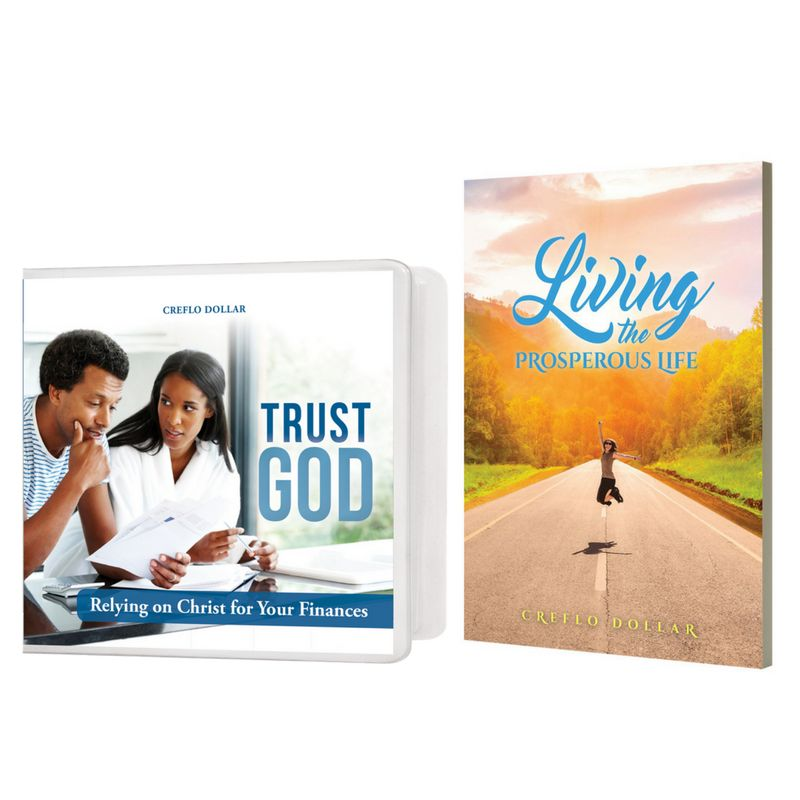 Trust God: Relying on Christ for Your Finances Combo: June 2017 Partner Letter Offer