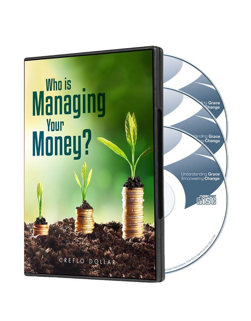 Who Is Managing Your Money?: 4-DVD Series
