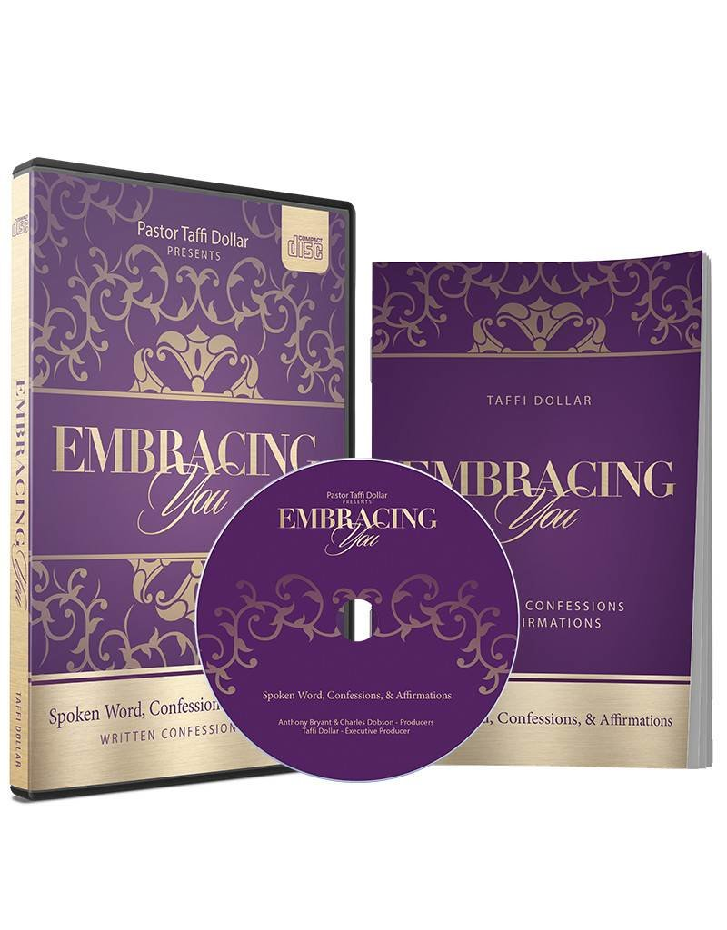 Embracing You Confessions CD & Booklet ( Volume 1)