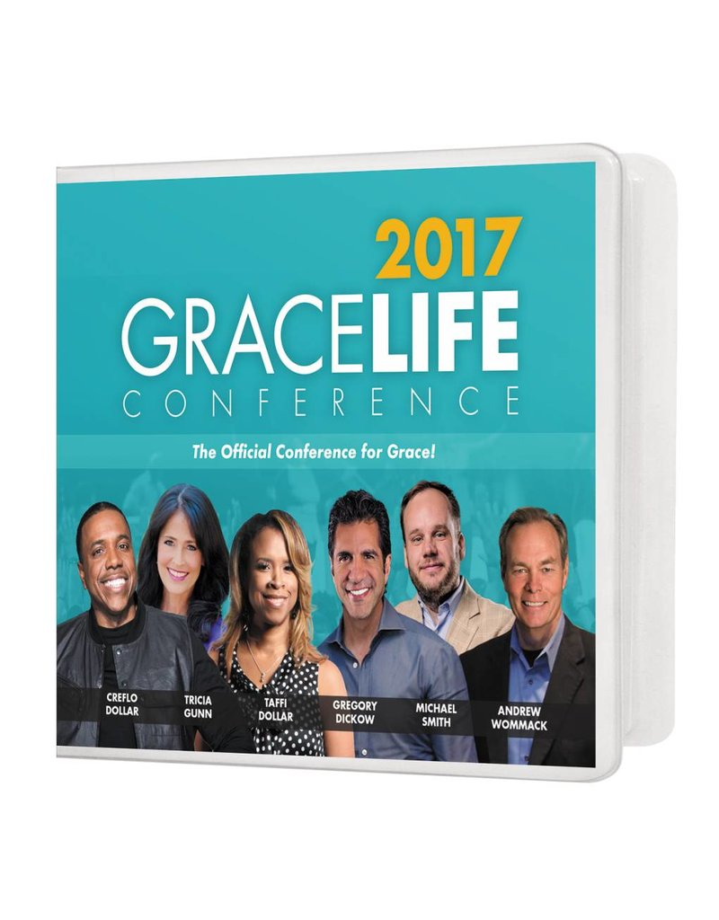 GraceLife 2017 Conference DVD Series
