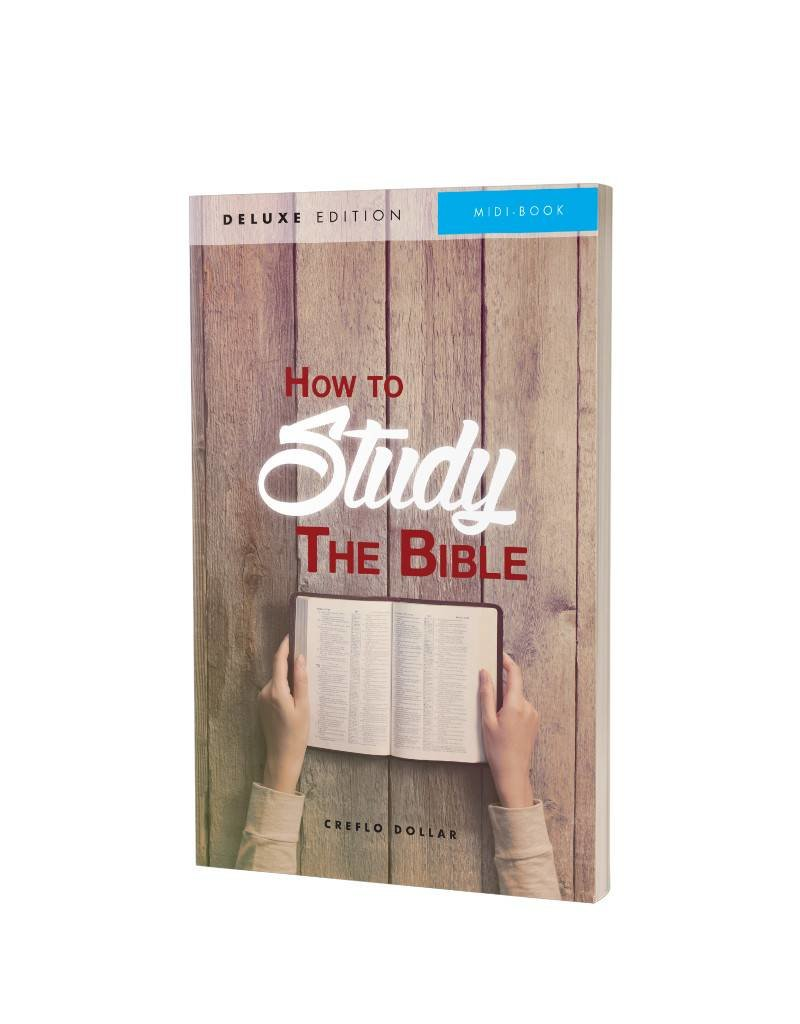 How to Study the Bible MIDI-Book