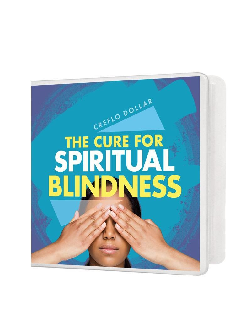 The Cure for Spiritual Blindness: 4-DVD Series