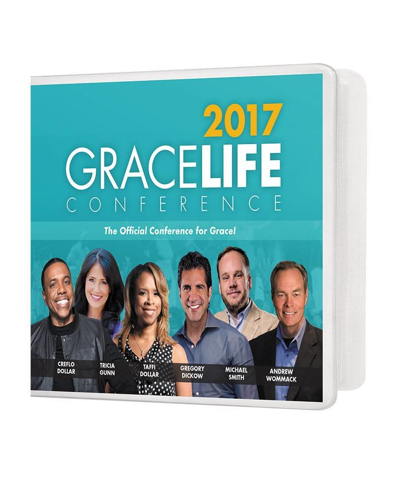 2017 Grace Life Conference: 25-CD Series