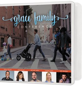 2018 Grace Family Conference - 5 DVD Series