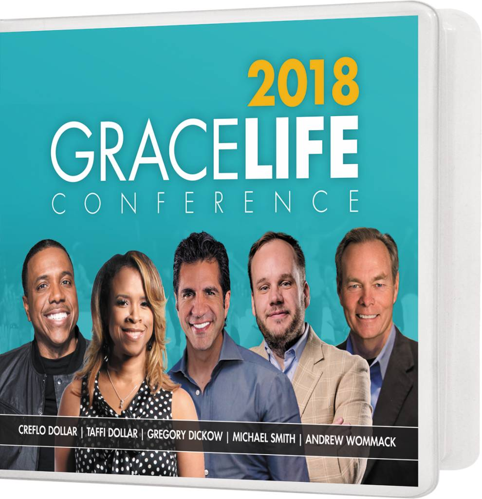 GraceLife 2018 Conference DVD Series