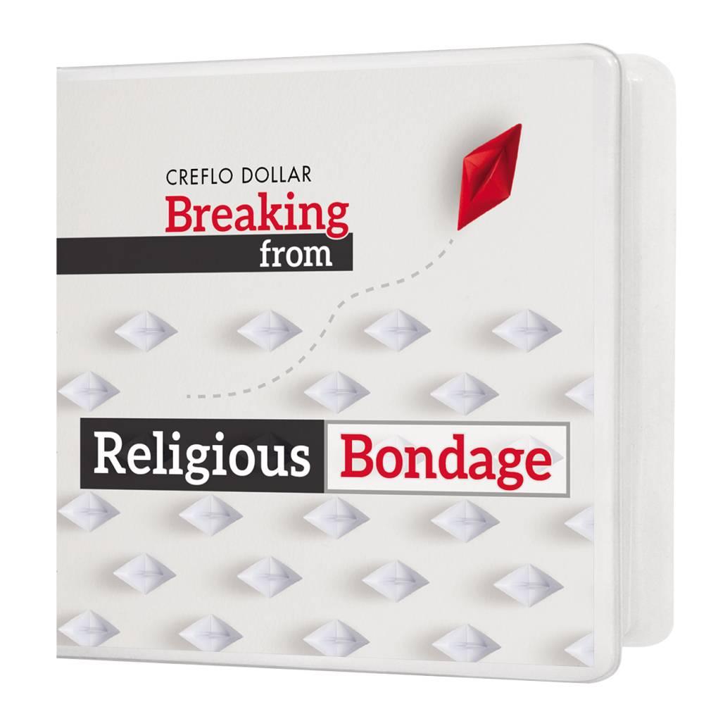 Breaking from Religious Bondage - 3 CD Series