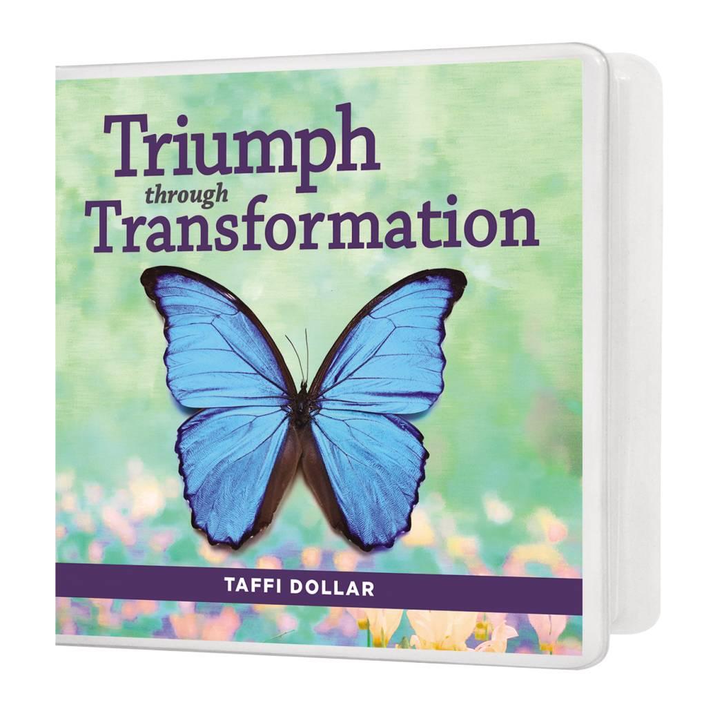 Triumph Through Transformation - 4 CD Series