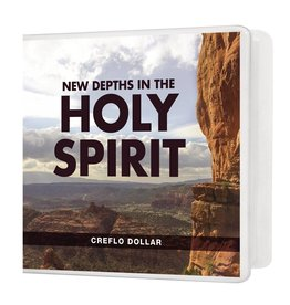 New Depths in the Holy Spirit CD Series