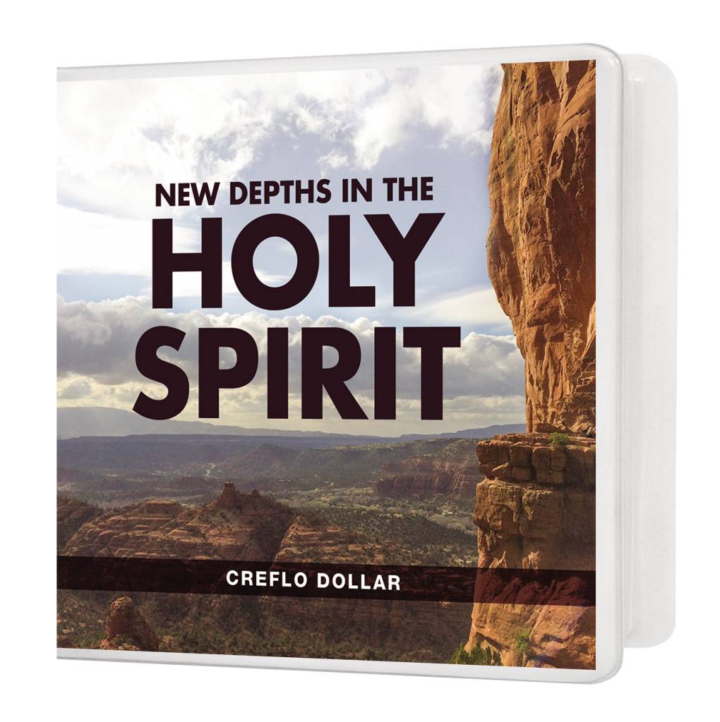 New Depths in the Holy Spirit - 4 DVD Series