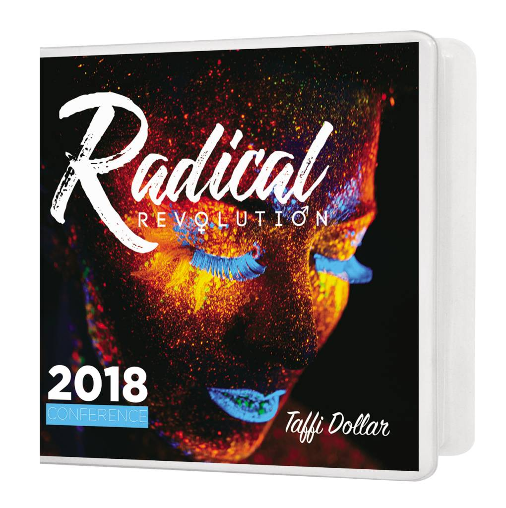 Radical Revolution 2018 Conference CD Series
