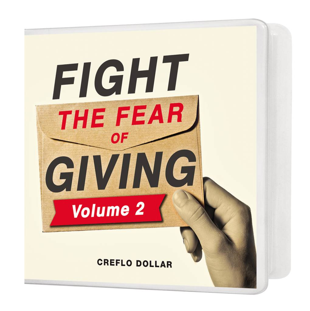 Fight The Fear Of Giving Volume 2 DVD Series