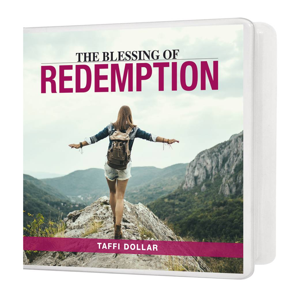 Taffi Dollar Entities The Blessing of Redemption - 2 DVD Series