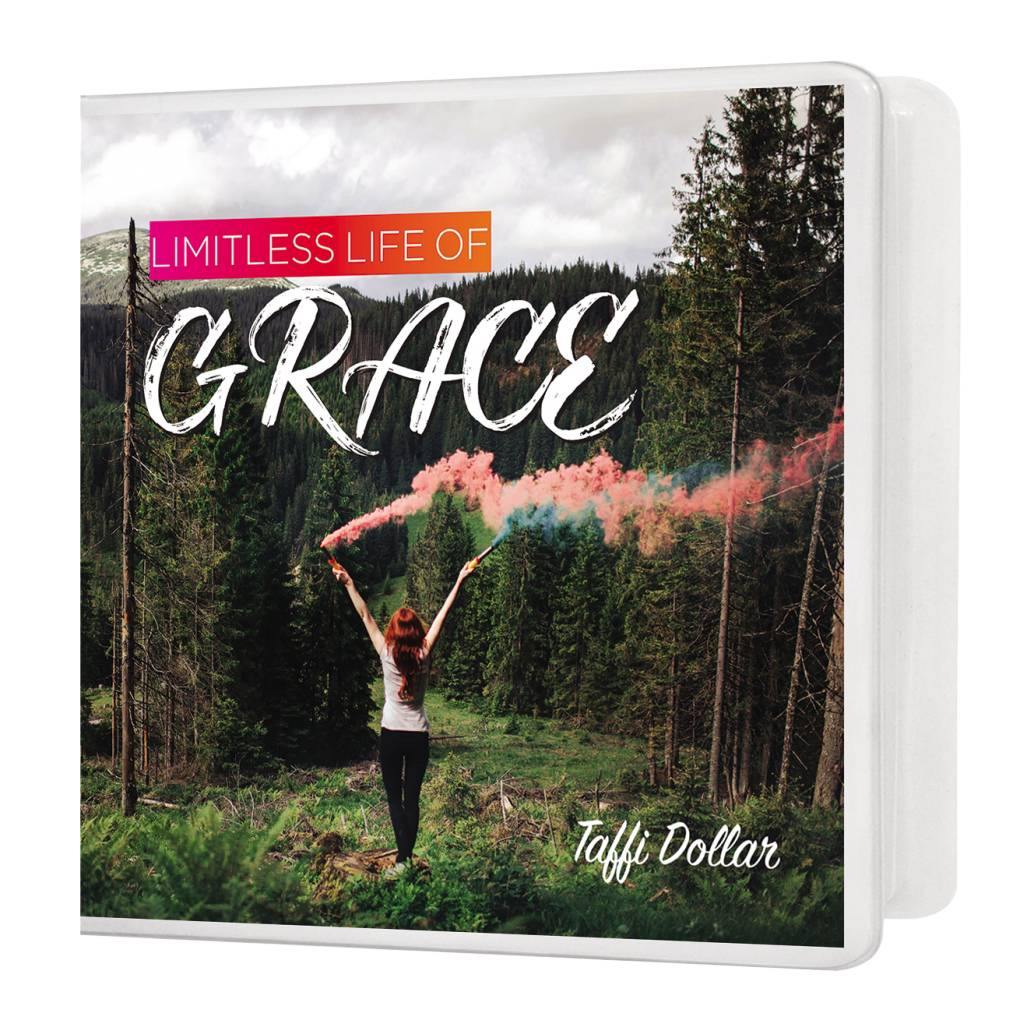 Limitless Life of Grace CD Series
