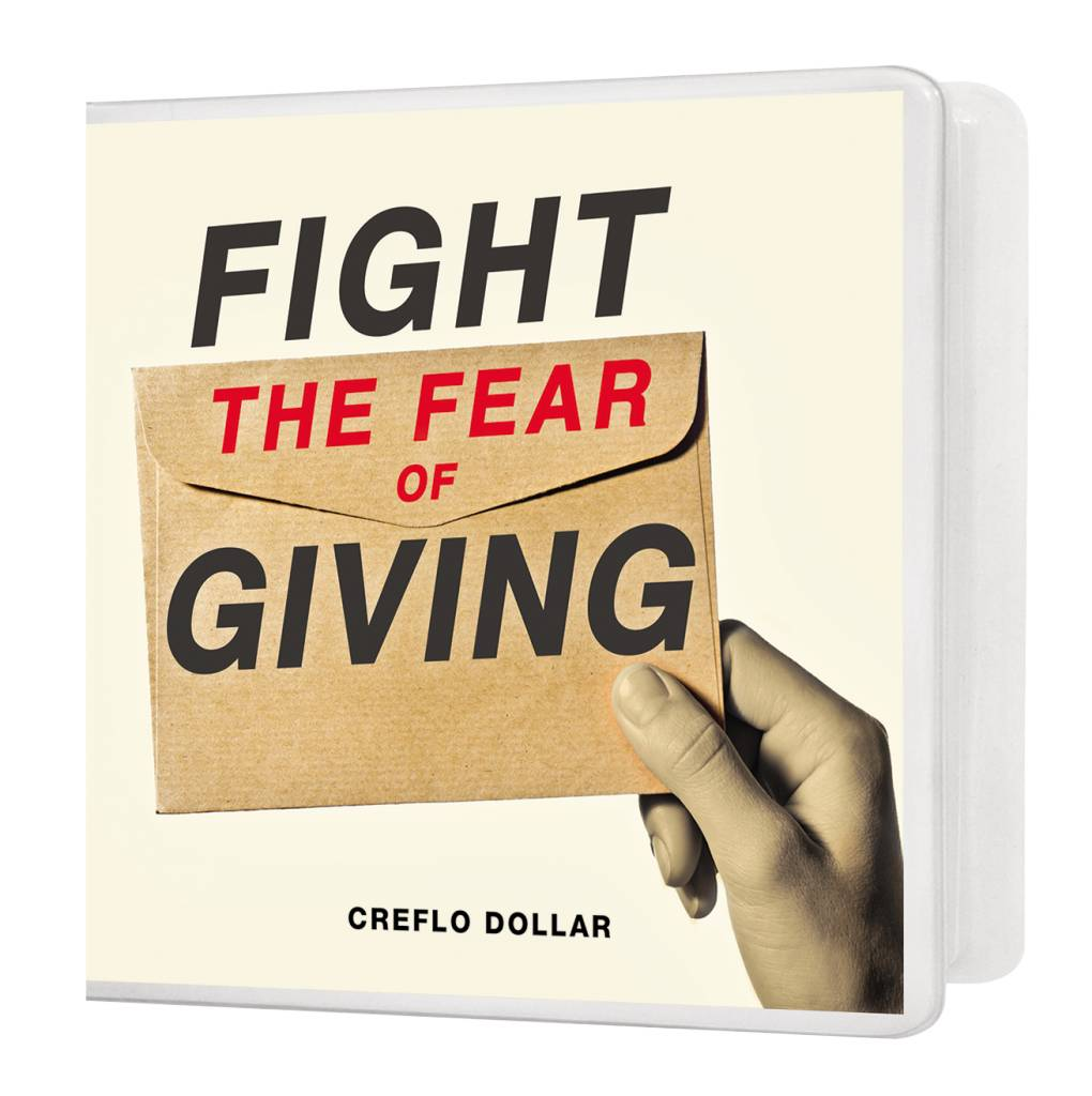 Fight the Fear of Giving CD Series