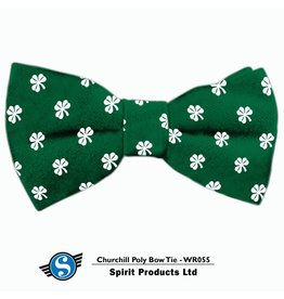 Bowtie Green with Shamocks