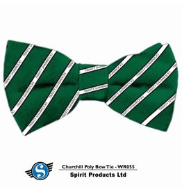 Bowtie Green with Trinity Shamrocks