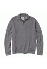 MV Sports 1/4 Zip Pullover Sweater