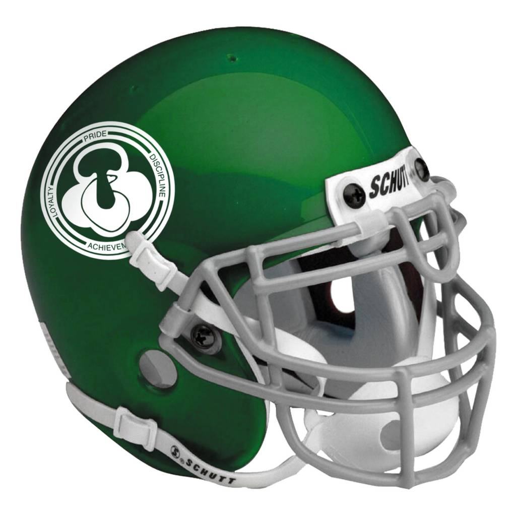 Spirit Products Miniature Football Helmet