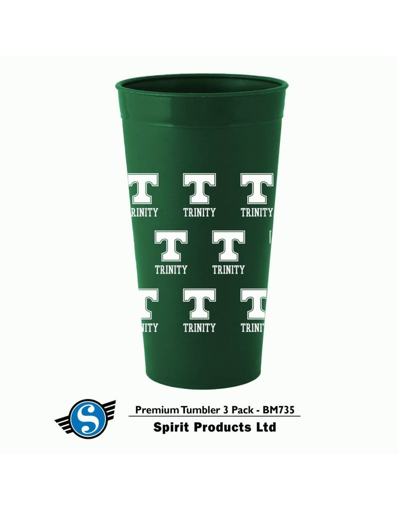 Spirit Products 3 pack Trinity 20oz Cups