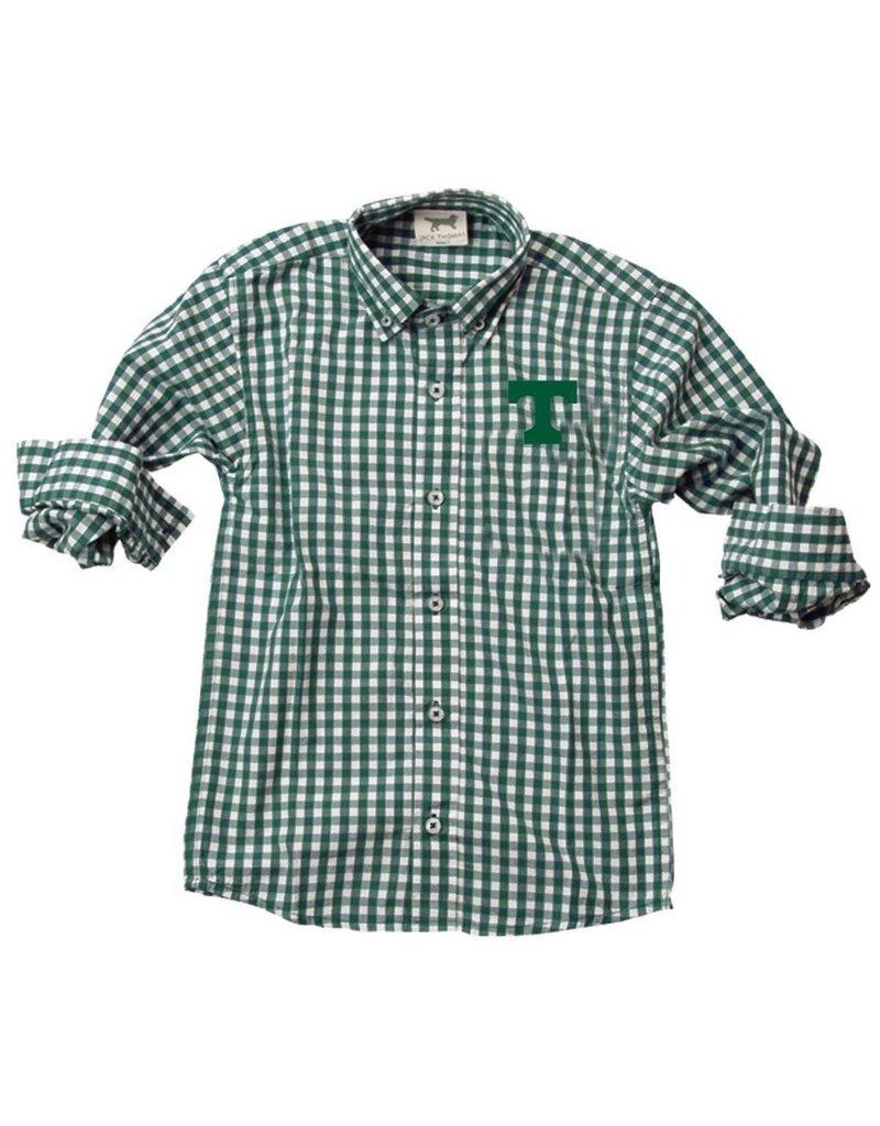 Toddler Gingham Shirt