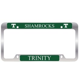 LXG LXG License Plate Frame Metal Alloy